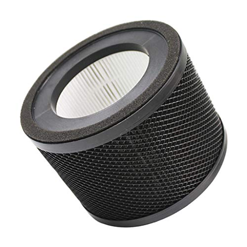 Premium Air Purifier Filter, Air Clear Replacement Filter 3-in-1 True HEPA Filter Compatible with TaoTronics TT-AP001