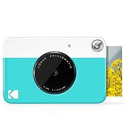 top rated KODAK Printomatic Instant Camera – Full Color ZINC Glue 2 × 3 … 2021
