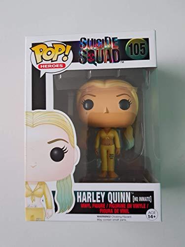 410GJWBYljL Harley Quinn Funko Pop