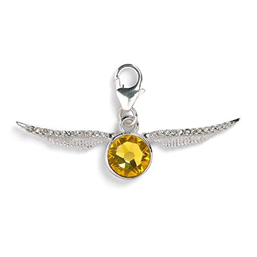 COLGANTE SWAROVSKI CRYSTAL HARRY POTTER CHARM SNITCH