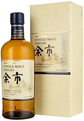 Nikka Whisky Yoichi Single Malt (1 x 0.7 l)
