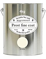 ペンキ 水性塗料 25-85B スノーホワイト 4kg/ 艶消し 壁 天井 壁紙 壁クロス ファインコート つや消し