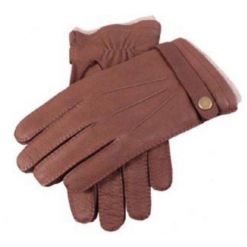 Dents Bark Casual gants de peau de daim avec Strap 9