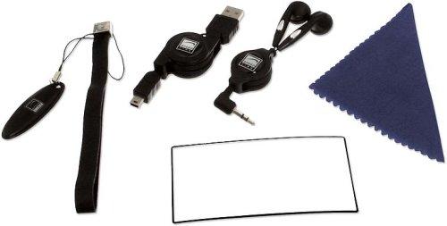Speedlink Add-On-Kit für die PSP/Playstation Portable (Kopfhörer, Displayfolie, USB-Datenkabel uvm.)
