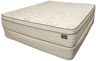 Durapedic Royal Elite Luxury Firm Euro Top Mattress - Cal King