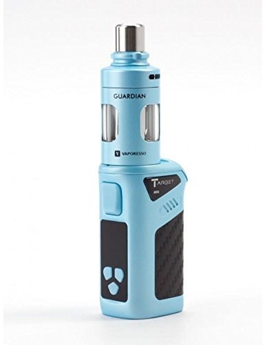 Bester der welt Vaporesso Target Mini Kit Elektronische Zigarette 40W 1400mAh 2ml Kapazität (Blau) Kein Nikotin
