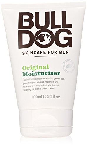 Bulldog Natural Skincare, Original Moisturizer, 3.3 oz, Pack of 2