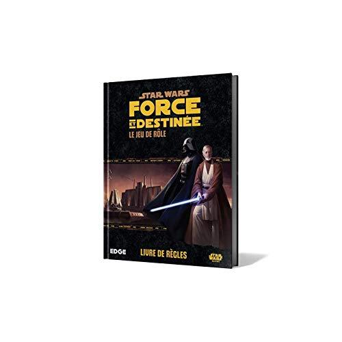 Star Wars - Force et Destinée - Le jeu de rôle - Livre de rè