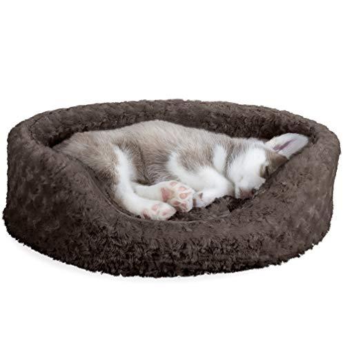 Cama Para Perro Ovalada marca Furhaven Pet