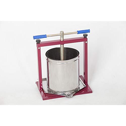 Wollen Tsp 15 Fruitpers, 15 Liter, rostfreier Stahl