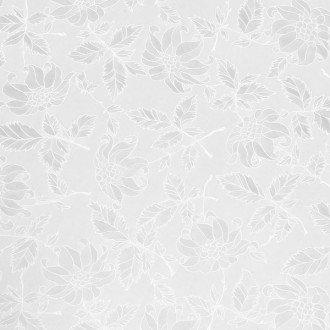 The Carpet Trading Company Film autocollant effet voile pour surface vitrée