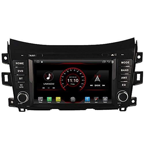 Android 10 Cortex Car Dvd Player GPS Stereo Head Unit Navi Radio Multimedia WiFi per Nissan Navara NP300 Alaskan 2014 2015 2016 2017 Supporto Controllo del Volante
