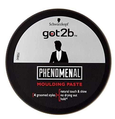 Schwarzkopf got2b Phenomenal Moulding Paste 100ml by GOT 2B