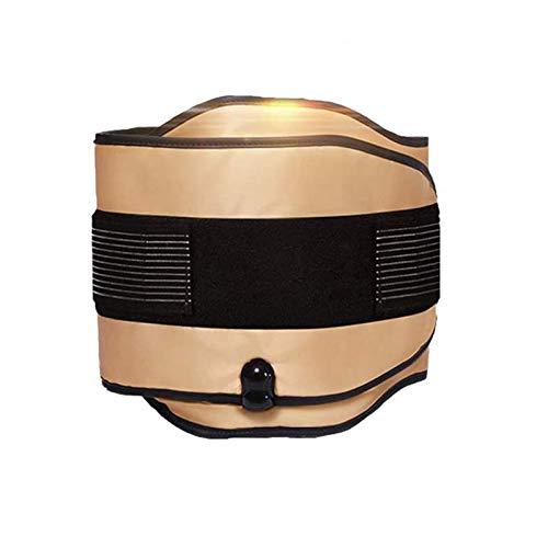 Zidao Cinturón De Masaje Abdominal, para Adelgazar La Cintura Eléctrico Movimiento Pérdida Peso del Vientre Correa Vibración Adelgazante,A