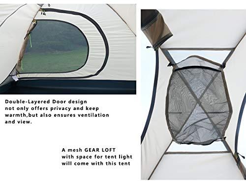 Luxe Tempo 2 Person Tent