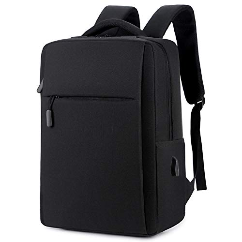 Charm4you School/Work/Backpack,New business computer multi-function backpack-black,Camping Mountaineering Walking Backpack