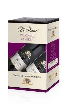 """Vinchio Vaglio Serra - Bag In Box 10 lt. Piemonte DOC Barbera""""Le Tane"""""""