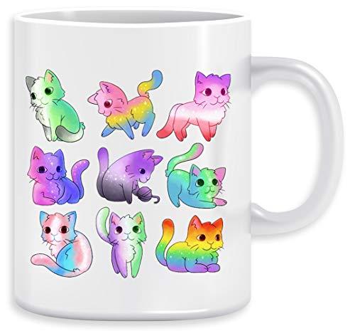 Stolz Katzen Kaffeebecher Becher Tassen Ceramic Mug Cup