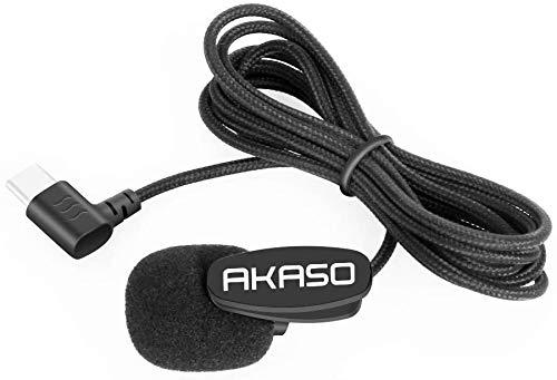AKASO Brave 6 Plus External Microphone