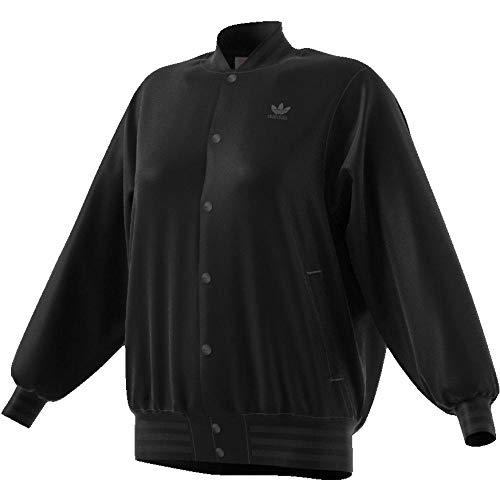 adidas Damen Styling Complements SST Jacke, Black, 38
