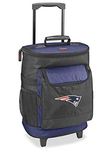 NFL Rolling Cooler - New England Patriots