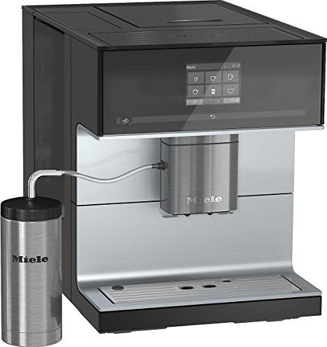 Miele CM 7300 Independiente Totalmente automática Máquina espresso 2.2L Negro - Cafetera (Independiente, Máquina espresso,...