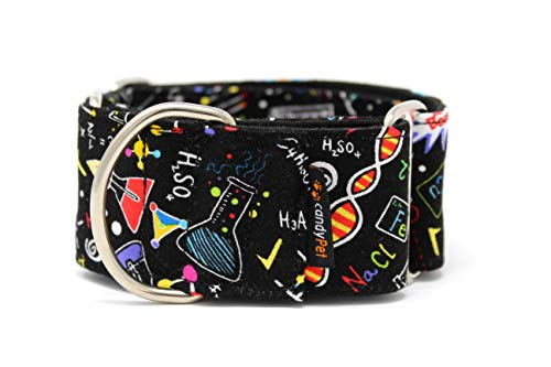 candyPet® Martingale Hundehalsband – Modell Science M