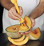 Melon Slicer Cutter And Seed Remover, For Watermelon, Honeydew, Cantaloupe etc.