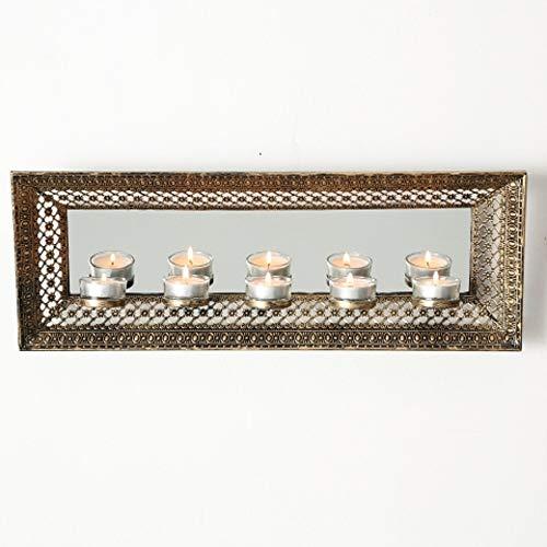 Home Collection - Candelabro de Pared Metal