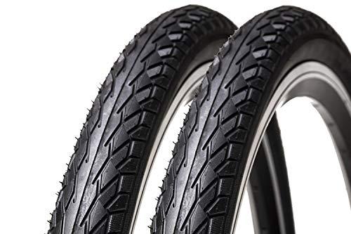 """Chaoyang 2 Stück 28\"""" Zoll Fahrrad Reifen Pannenschutz 28x1 5/8 x 1 1/2 Decke 40x622 Mantel Tire City Trekking Bike"""