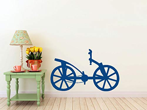 Da Vinci - Adhesivo decorativo para pared de bicicleta, diseño de interiores antiguos