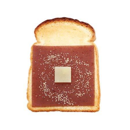 【魔法のレストラン】亀屋良長 スライスようかん 1袋2枚入り 小倉バター