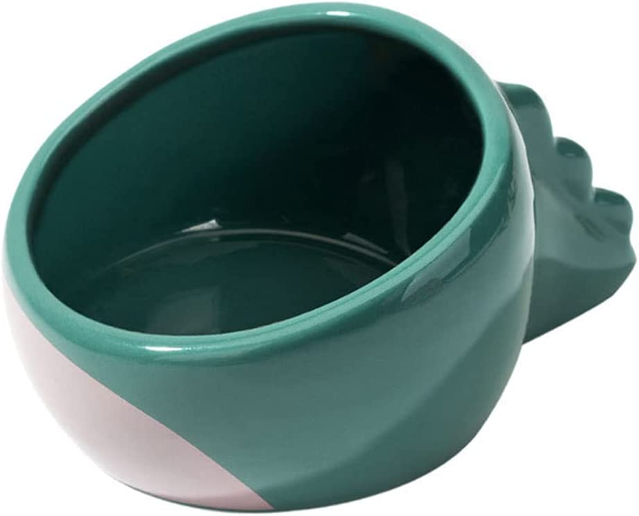 STOBOK Raised Cat Food Japan's largest assortment and Feede Safety and trust Bowl Elevated Water Ceramic