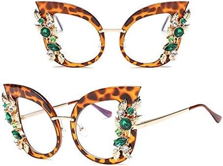 RJGOPL des lunettes de soleil Q grande quadro retro uv400 olho de Gato grandes dimensions oculos de sol feminino oculos de sol designer de marque do vintage C6