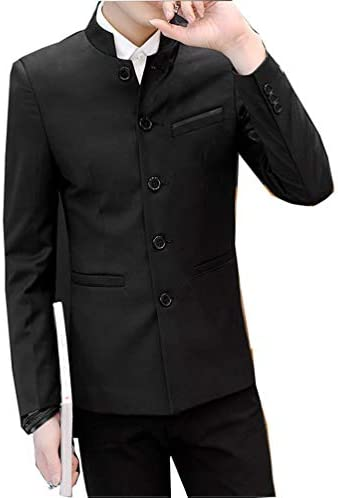 Chinese collar suit _image0