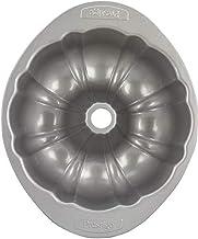 Prestige Fluted Cake Tin Pr57449, Grey, 5620 grams/10 inch, Carbon Steel