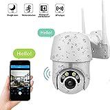 PTZ Wireless Security Camera Outdoor Indoor Surveillance Bullet Camera WiFi IP Camera