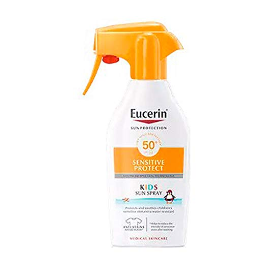 Eucerin - Spray Kids Sensitive Protect Sun 50 Ml Eucerin®
