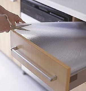 TradeVast Multipurpose Durable and Strong, Grip Liners EVA Mat Drawer Shelf Liner for Kitchen Cabinets, Storage, and Desks...
