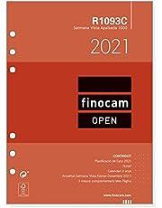 Finocam - Recambio Anual 2021