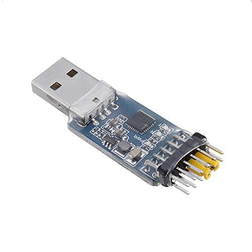 SHANG-JUN Fácil de Montar AI-Pensador USB al Puerto USB de Serie CP2102 2.4G 433M en TTL del módulo de comunicación USB-T1 3pcs Tarjeta de Adaptador Conveniente