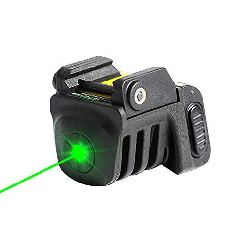 Tactical Laser Sight for Pistol Rifle Handguns (Green)
