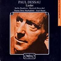 Dessau: Lieder (2000-06-29)