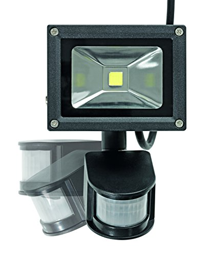 TV unser original easy! Luz LED para exteriores con sensor de movimiento 01219