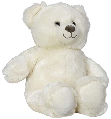 Trendyshop365 Teddybär 40cm Kuscheltier (weiß, 1 Stück)