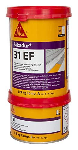 Sikadur 31 EF, Epoxid-Kleber, vielseitig einsetzbar, 2 kg, Grau, 536984