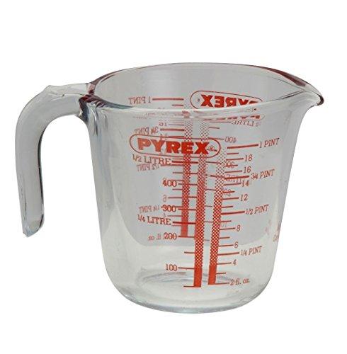 Pyrex Messbecher 1 Pint