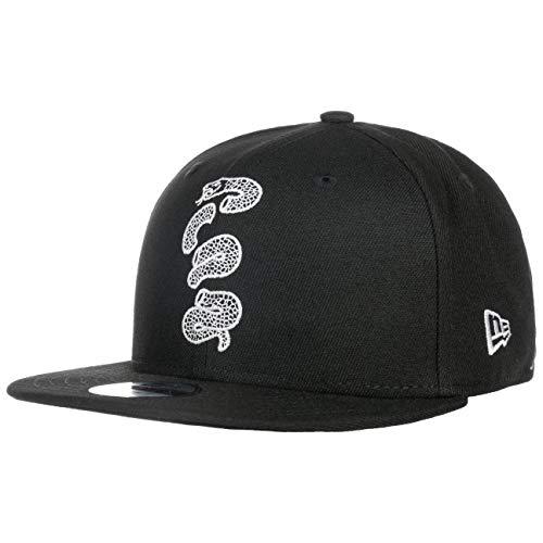 New Era Gorra 9Fifty Kids NBA City 76ersEra Plana Snapback Cap (Youth (52-56 cm) - Negro)