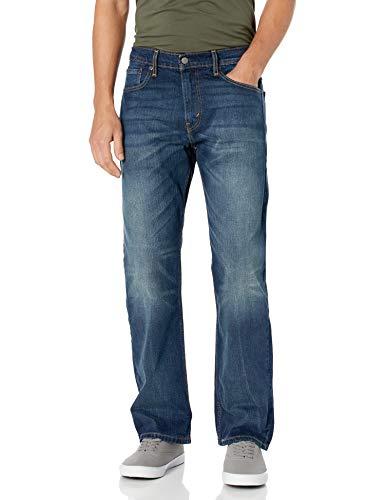 Levi's Men's 569 Loose Straight Fit Jean, Crosstown-Stretch, 36W x 30L