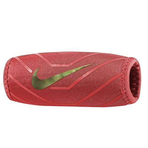 Nike Chin Shield 3.0, Kinnriemen Überzug, one Size, rot
